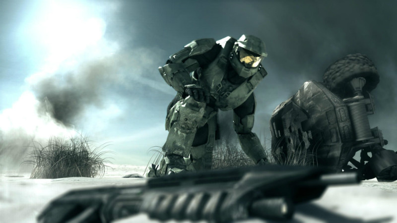 wallpaper Halo Master Chief